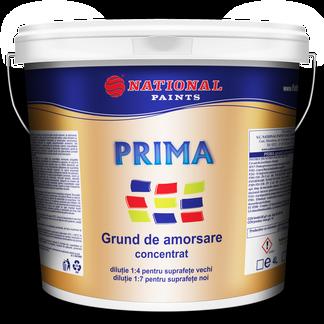 grund de amorsare concentrat PRIMA