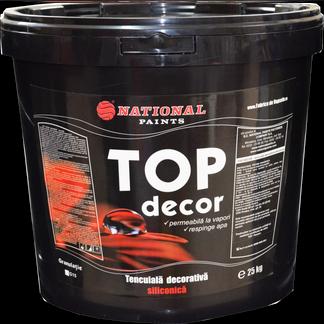 tencuiala decorativa canelat siliconica TOP DECOR